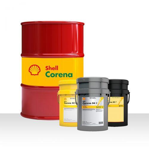Shell Corena Kompressorenöl