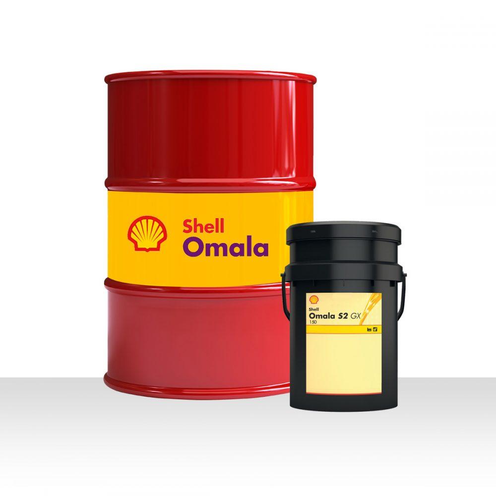 Shell Omala S2 GX 150