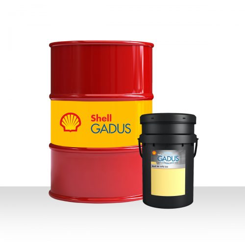 Shell Gadus Rail S4 WFB 000