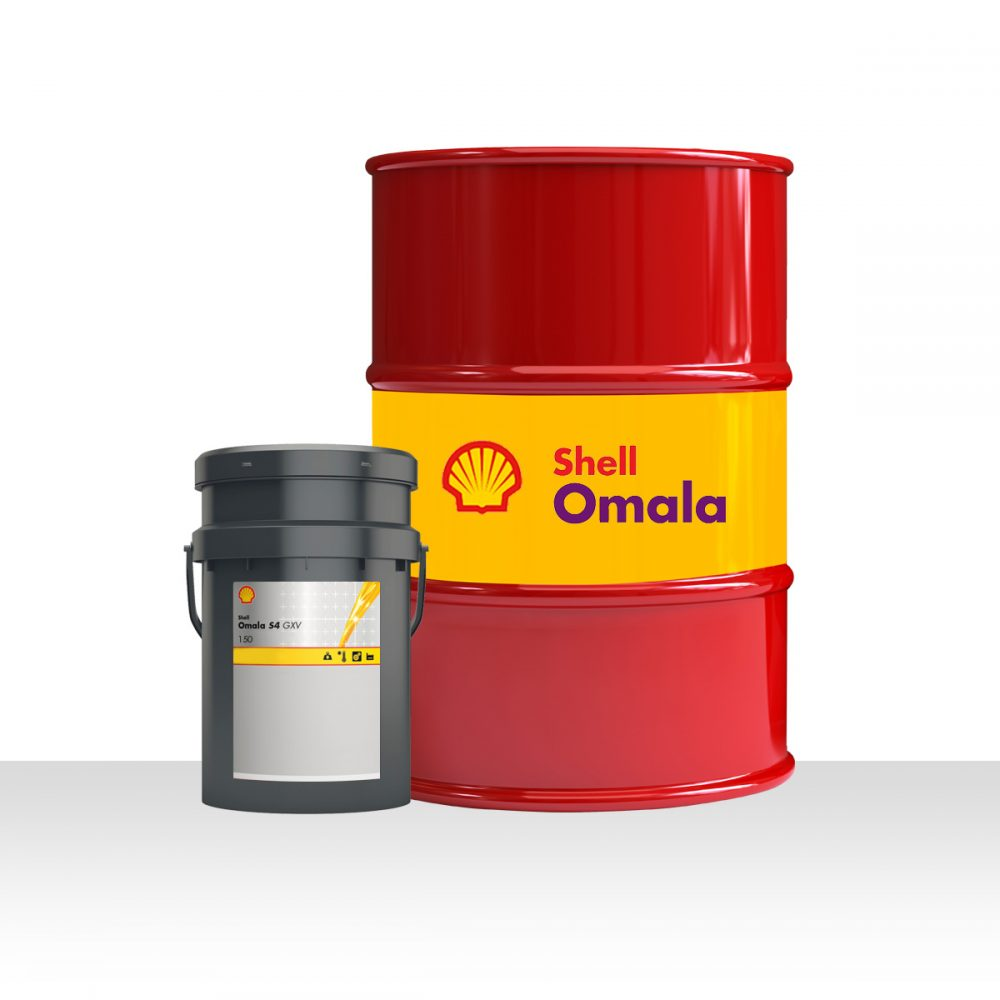 Shell Omala S4 GXV 150