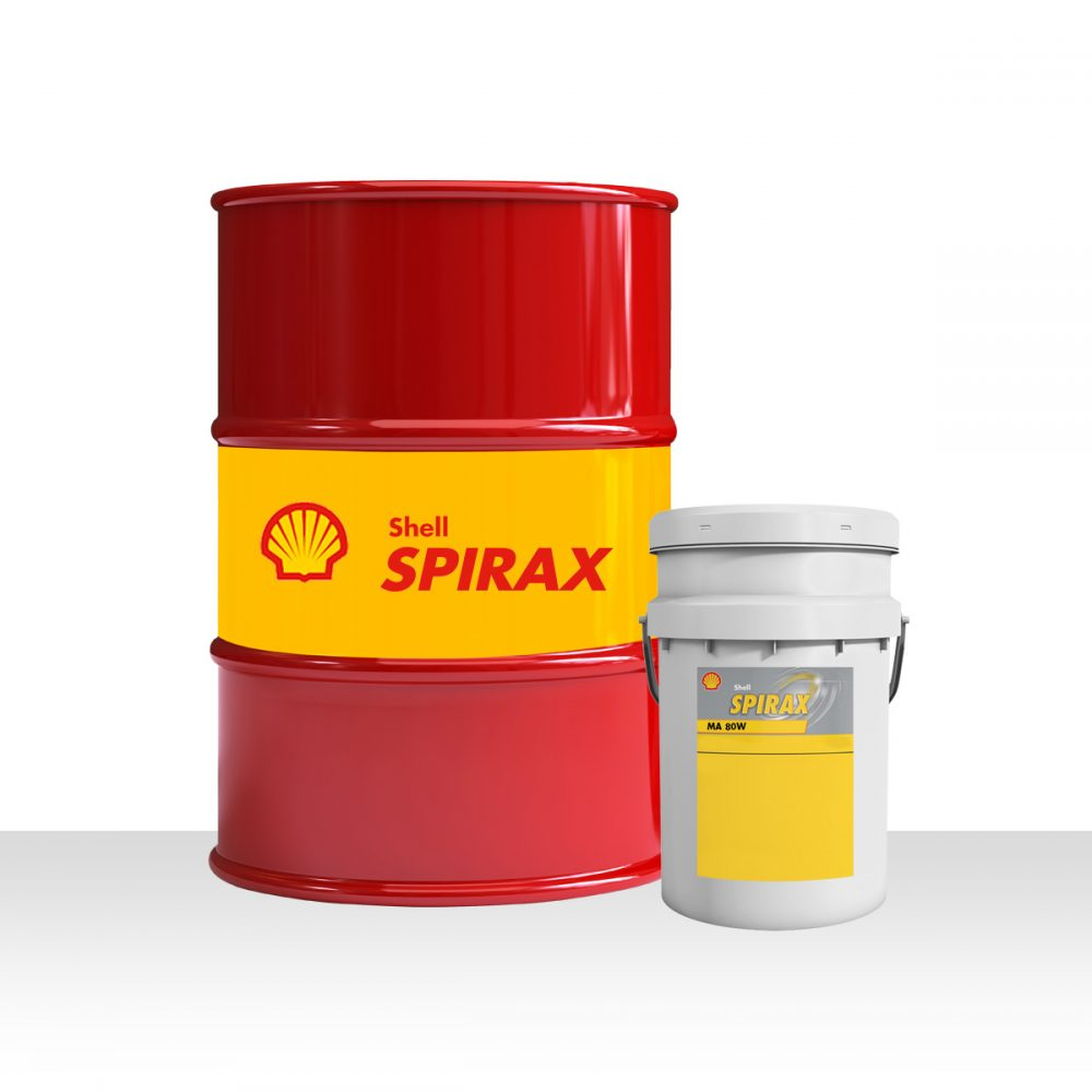 Shell Spirax MA 80W