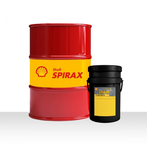 Shell Spirax S3 AM 80W-90