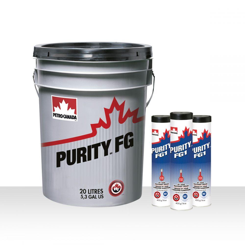 Petro Canada Purity FG 1 Fett 200 g 17 kg 20 L