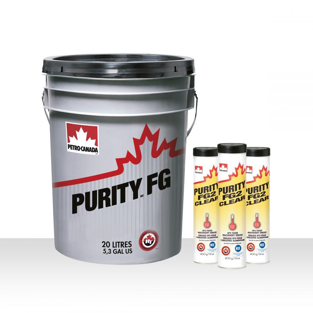 Petro Canada Purity FG 2 Clear
