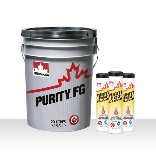 Petro Canada Purity FG 2 Clear