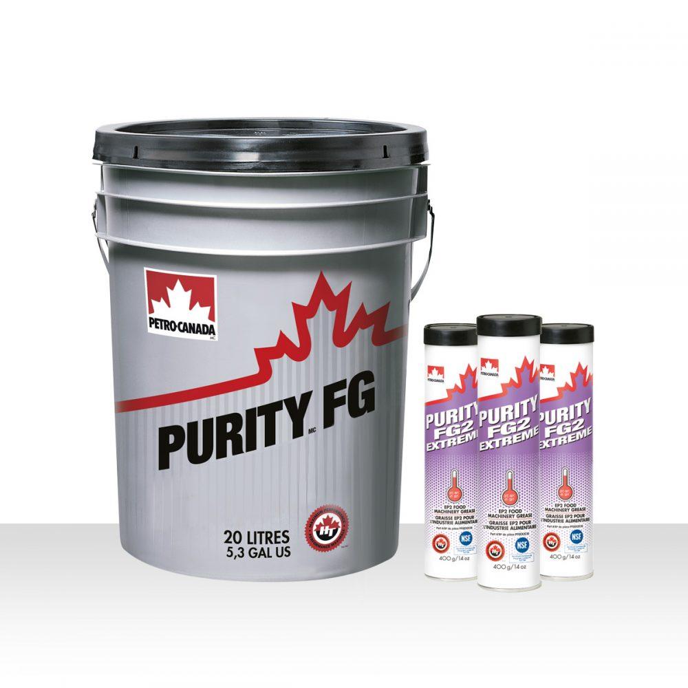 Petro Canada Purity FG 2 Extreme