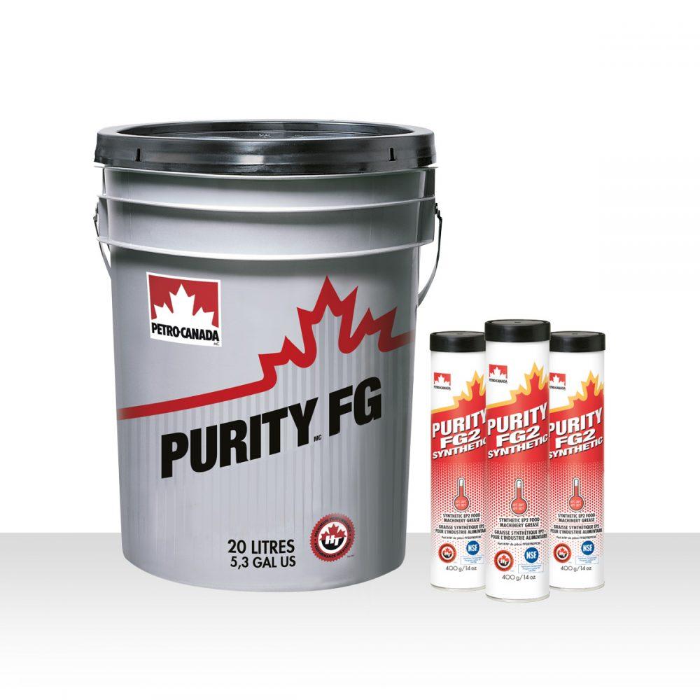 Petro Canada Purity FG 2 Synthetic