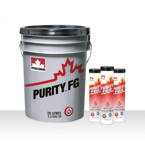 Petro Canada Purity FG 2 Synthetic