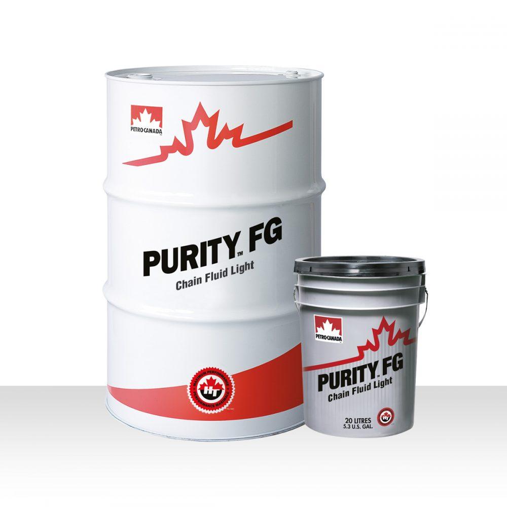 Petro Canada Purity FG Chain Fluid Light