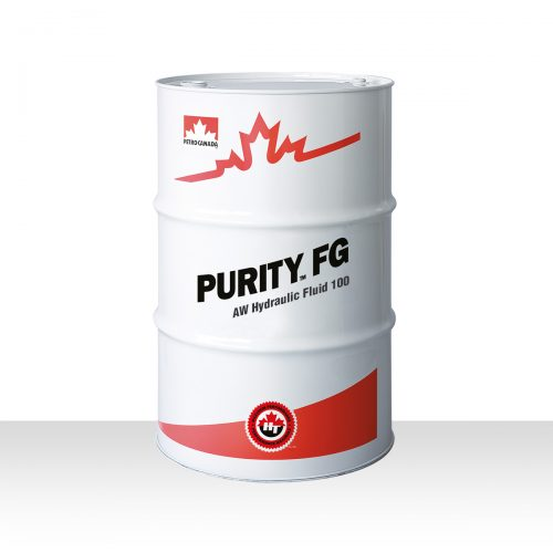 Petro Canada Purity FG AW Hydraulic Fluid 100