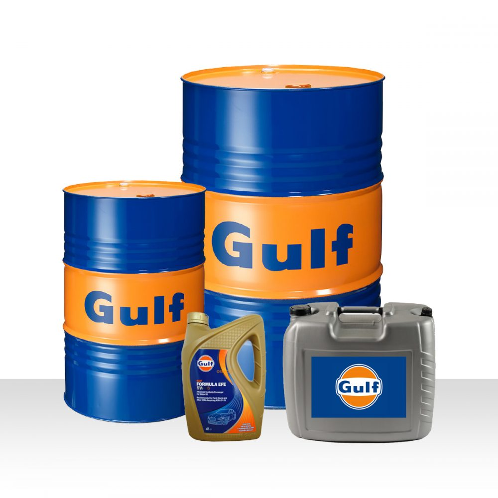 Gulf Motorenöl Schuster & Sohn