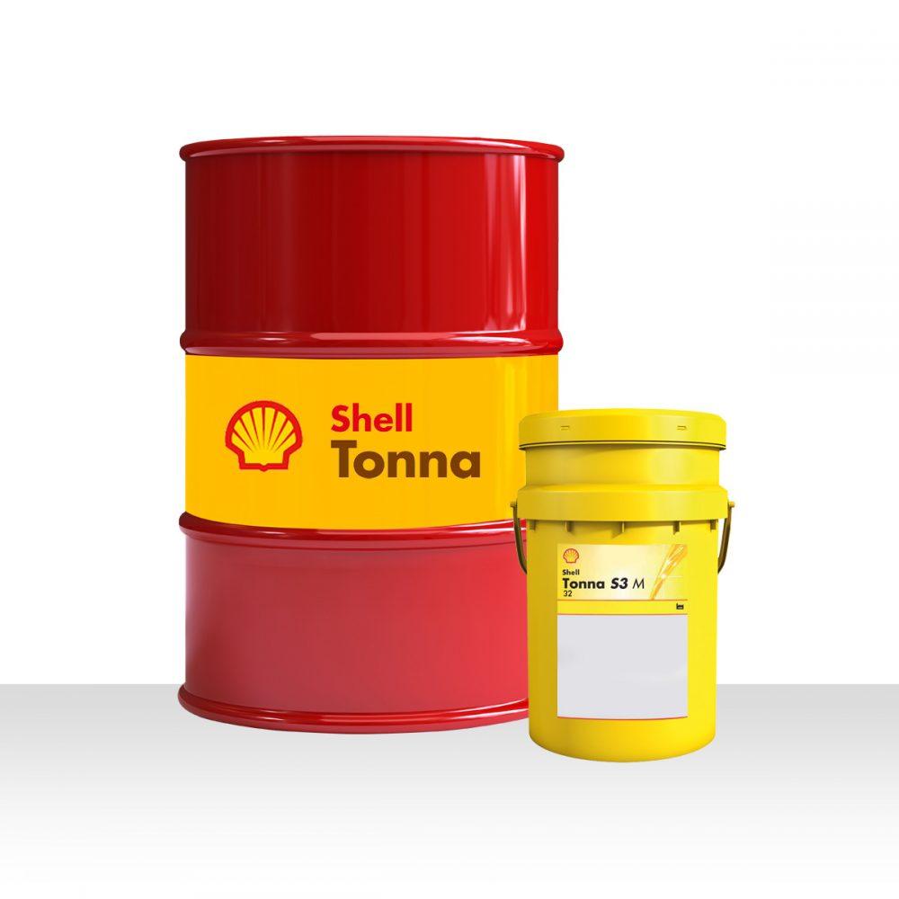 Shell Tonna S3 M 32