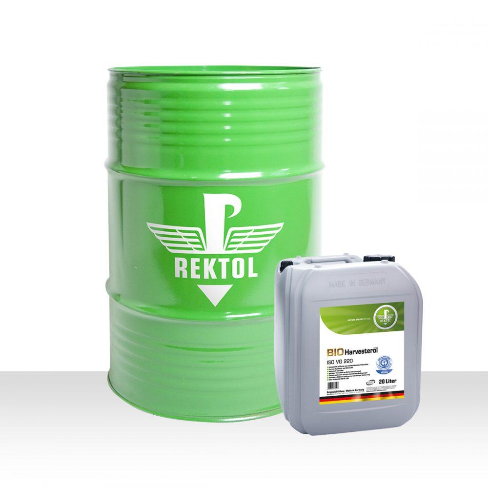 Rektol Bio Harvesteröl ISO VG 220