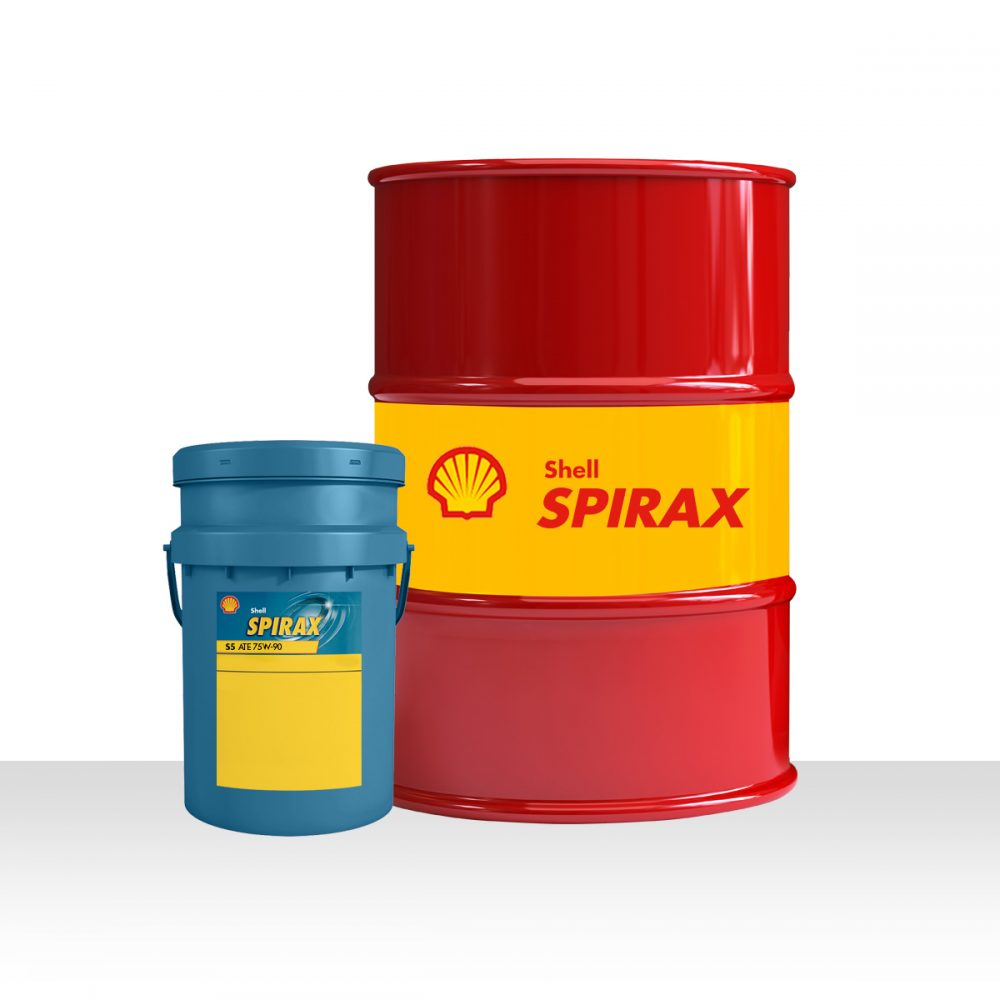 Shell Spirax S5 ATE 75W-90