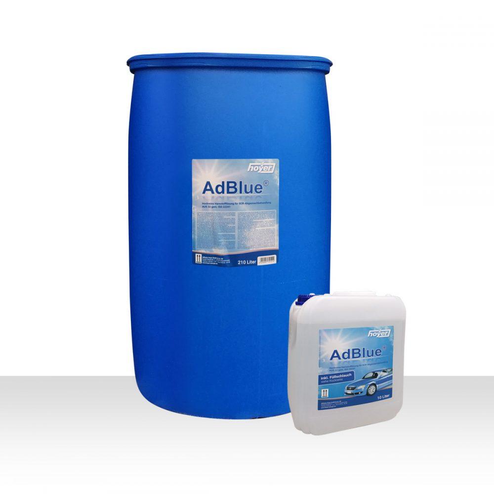 AdBlue® von HOYER – Hochreine Harnstofflösung